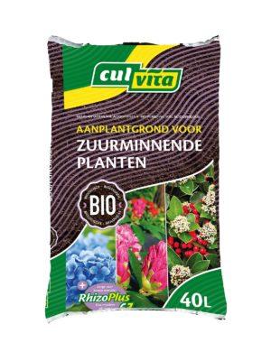 Aanplantgrond Zuurminnend Culvita 40 liter